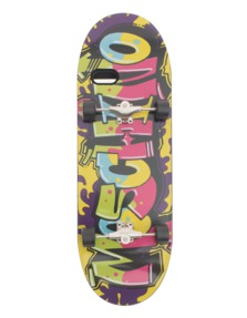 MOSCHINO Skate Graffiti Multi