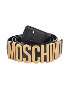 MOSCHINO Big Studs Black