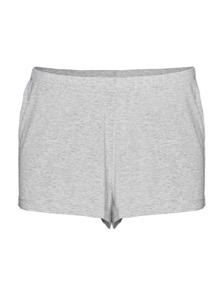 JUVIA Light Short Heather Grey