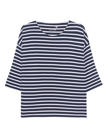 JUVIA Stripes Deep Blue