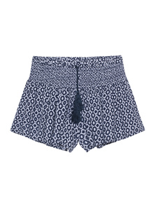 JUVIA Ethno Short Deep Blue