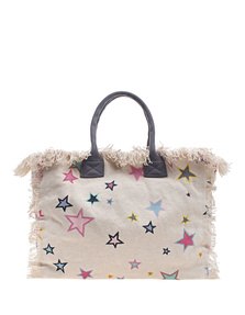 JUVIA Beach Bag Stars