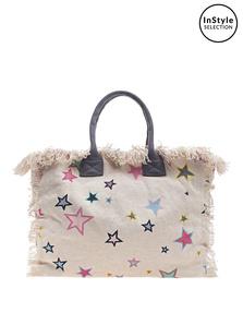 JUVIA Beach Bag Stars