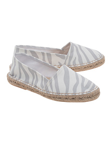 JUVIA Zebra Light Grey