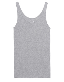 JUVIA Basic Tank Grey