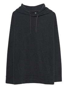 JUVIA Hoodie Oversize Anthra