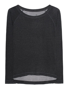 JUVIA Sweater Basic Anthra