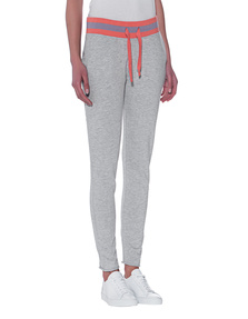 JUVIA Jogger Stripe Light Grey