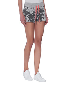 JUVIA Shorts Print Palms Anthra