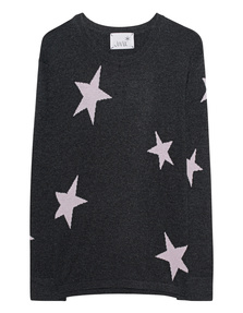 JUVIA Knit Stars Anthra