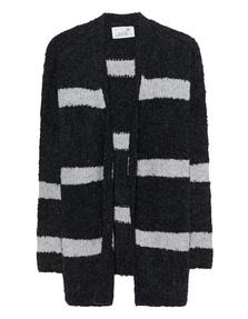 JUVIA Oversize Stripe Anthra