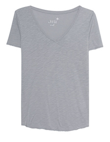 JUVIA V Neck Grey