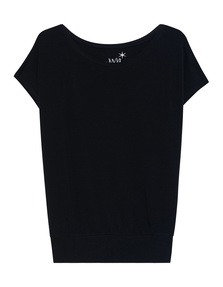 JUVIA Soft Jersey Black