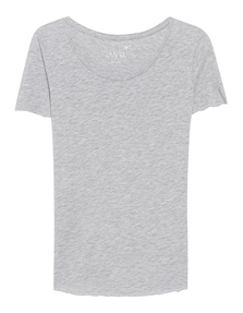 JUVIA Crew Neck Uni Basic Grey