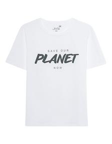 JUVIA Save The Planet White