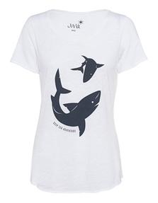 JUVIA Shark Deep Sea Adventure White