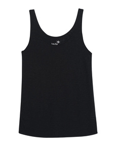 JUVIA Basic Top Black