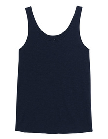 JUVIA Basic Tank Blue