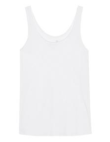 JUVIA Tank Basic White