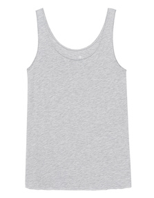 JUVIA Tank Basic Light Grey