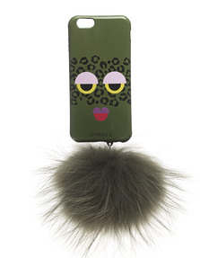 IPHORIA Monster Pom Pom Green
