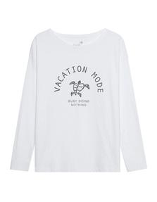 JUVIA Vacation Mode White