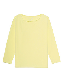 JUVIA Oversize Rolled Up Yellow