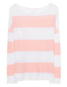 JUVIA Cotton Stripes Apricot