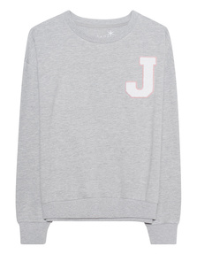 JUVIA J Embroidery Grey