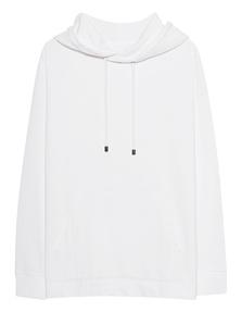 JUVIA Hood Cotton White