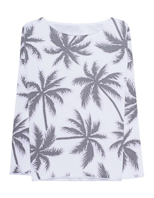 JUVIA Palm Tree Multicolor