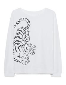 JUVIA Comfy Tiger White