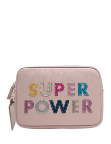 IPHORIA Super Power Purse Rose