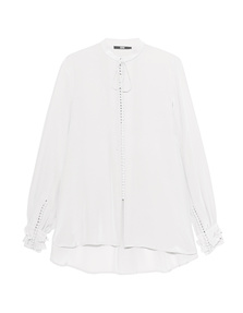 SLY 010 Silk Button Bar Off White