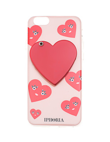 IPHORIA Cute Hearts Red