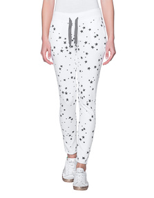JUVIA Stars Sweat White