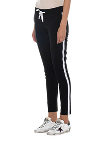 JUVIA Stripe Black