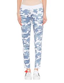 JUVIA Slim Camouflage Blue