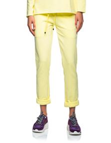 JUVIA Loose Fit Jogging Yellow