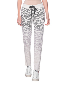 JUVIA Devore Zebra Degrade Multicolor