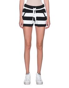 JUVIA Block Stripe Black White