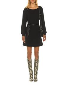 JUVIA Dress Bow Black