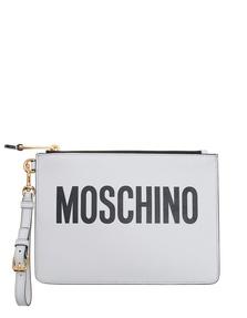 MOSCHINO Pochette White