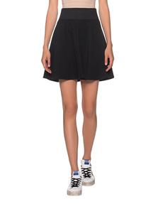 JUVIA Fleece Skirt Black