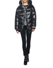 JUVIA Quilted Black