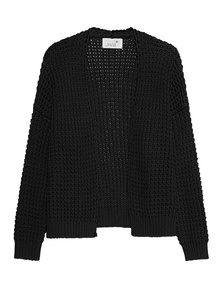 JUVIA Cosy Knit Black
