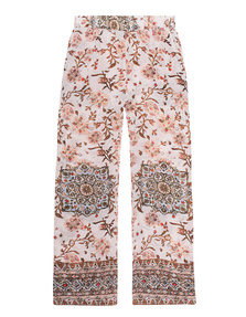 FROGBOX Pants Flower Boho Day