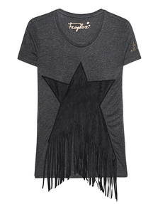 FROGBOX Star Fringes Grey