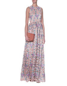 SLY 010 Flower Lace Multicolor