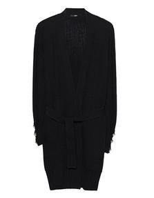 SLY 010 Long Knit Cotton Black
